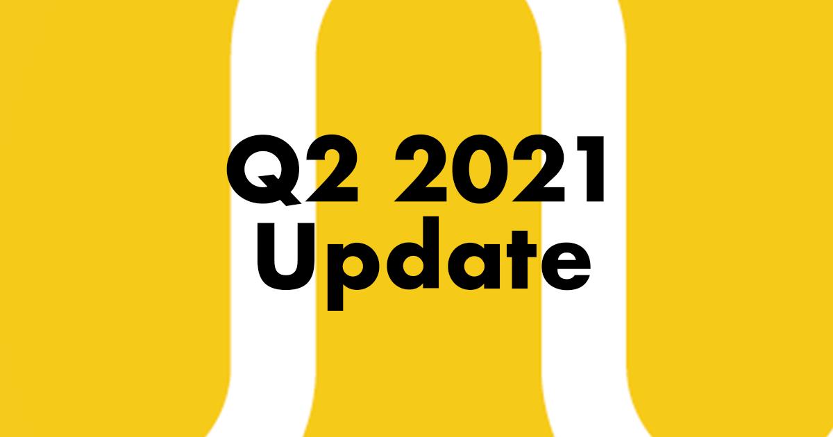 Rumble Studio Update - Q2 2021