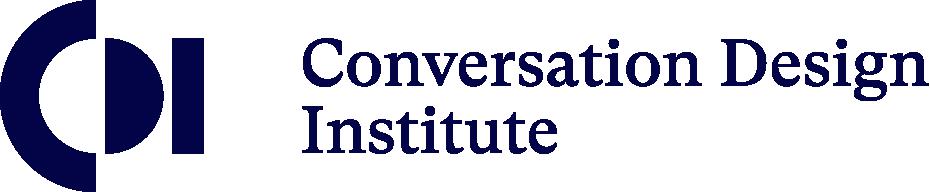 The Conversation Design Institute