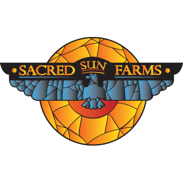 Sacred Sun Farms Logo