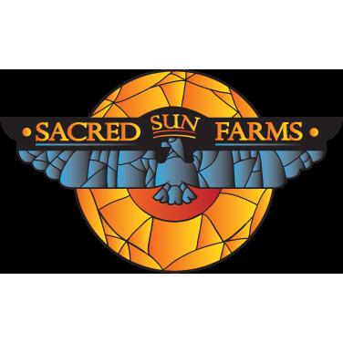 Sacred Sun Farms Logo