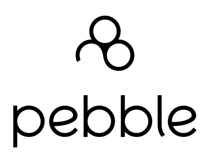 Pebble Magazine logo