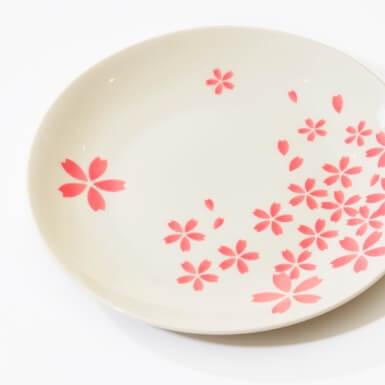 Blooming Sakura Mini Plate