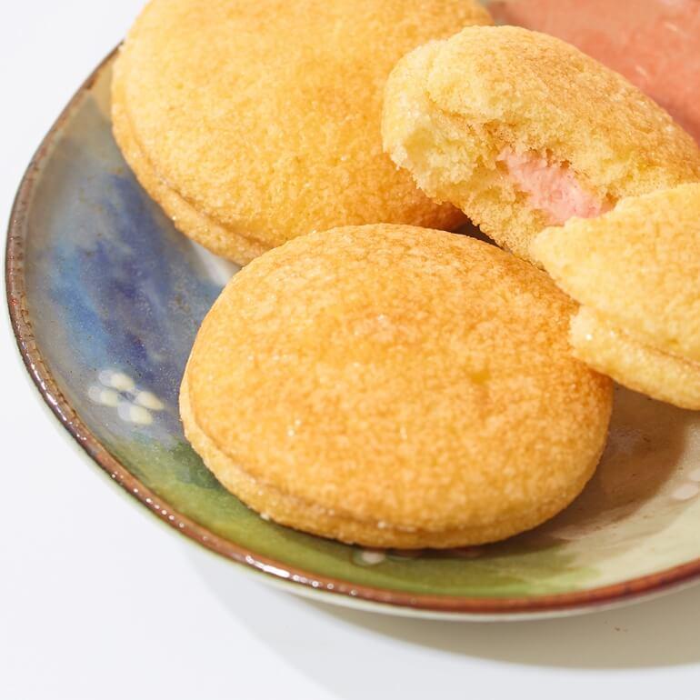 Peach Sandwich