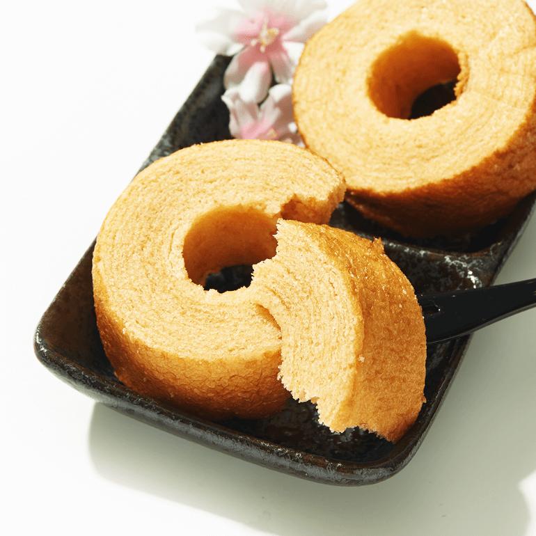 Sakura Mini Baumkuchen
