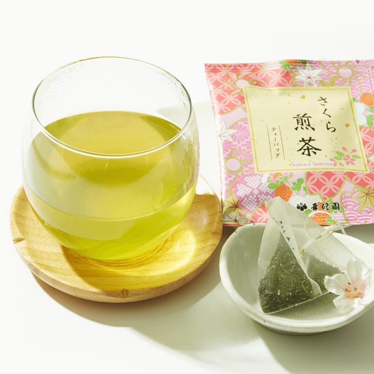 Sakura Sencha Tea x2