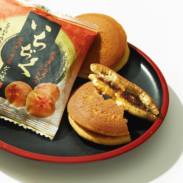 Fig Dorayaki