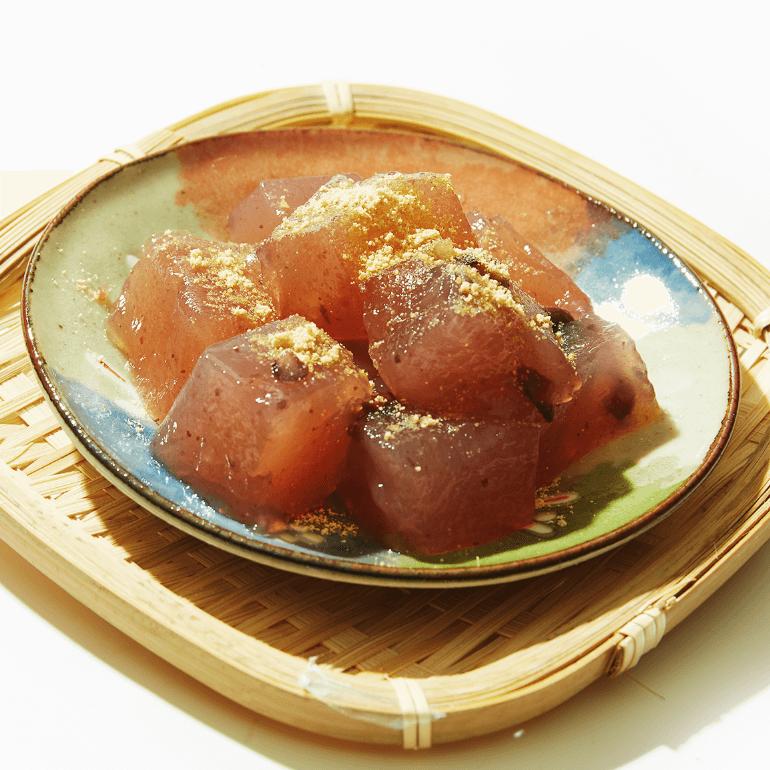 Azuki Warabi Mochi