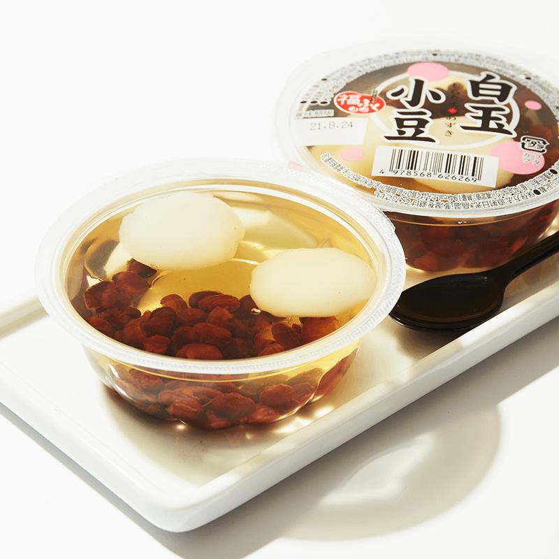 Mochi Azuki Jelly