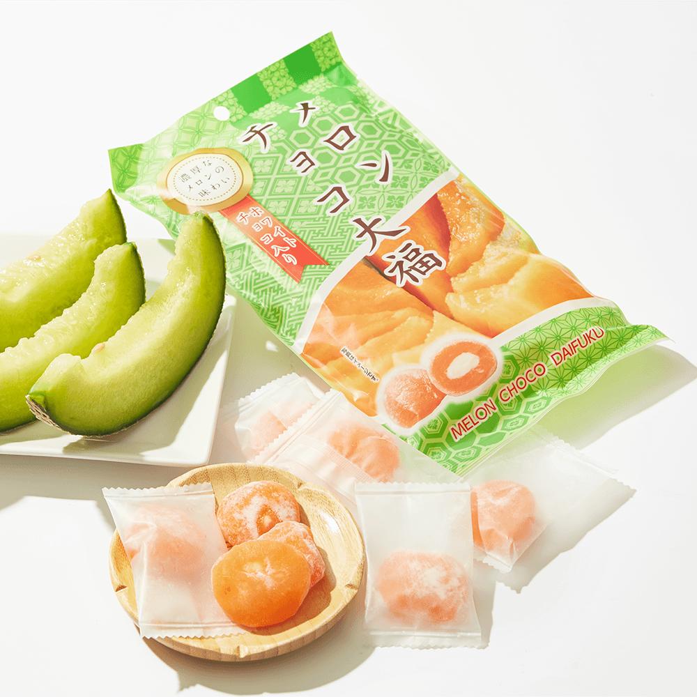 Melon Mochi