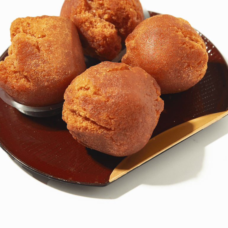 Sata Andagi Beni Imo Doughnuts