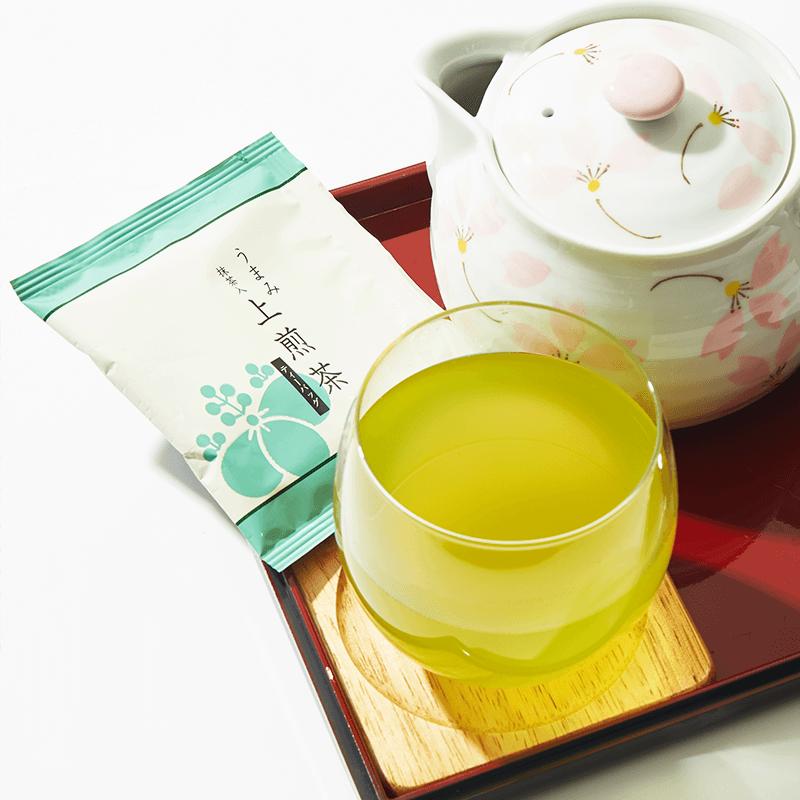 Sencha With Matcha Tea x 2