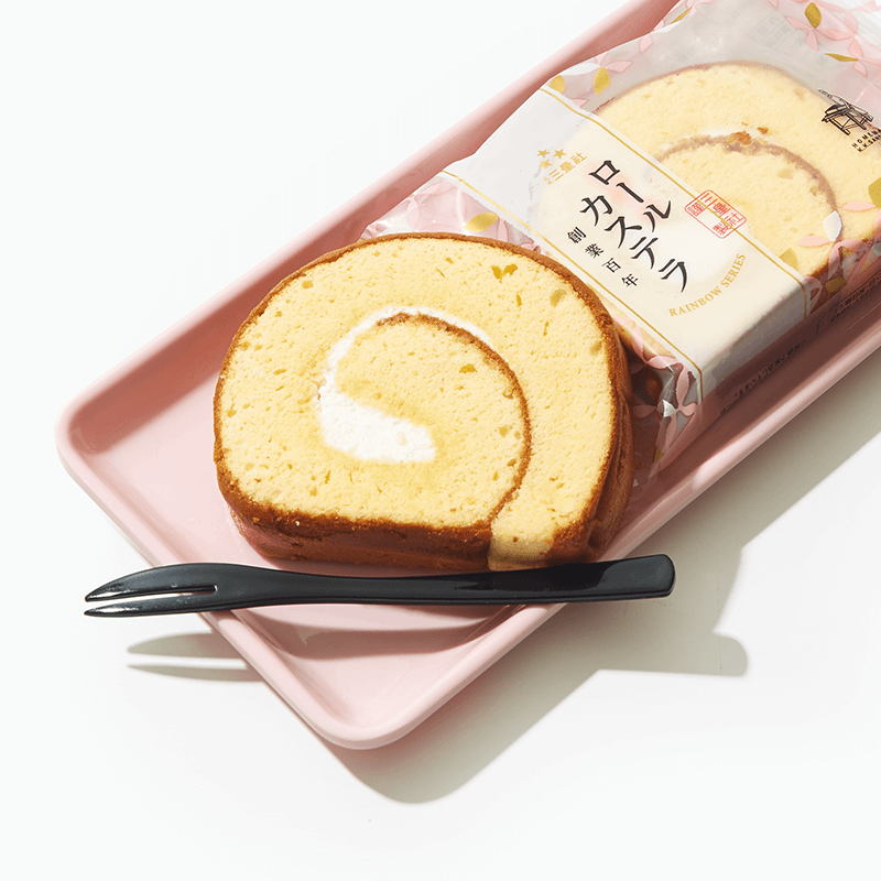 Castella Roll Cake