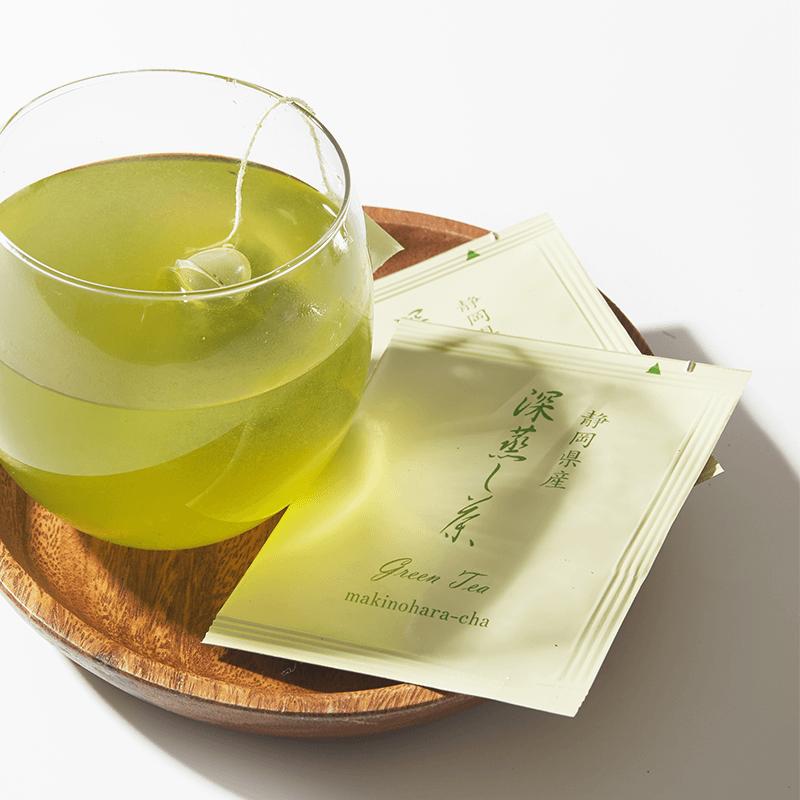 Fukamushi Green Tea x2