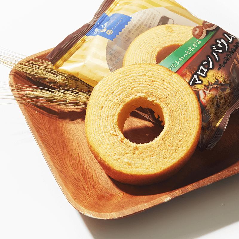 Chestnut Baumkuchen