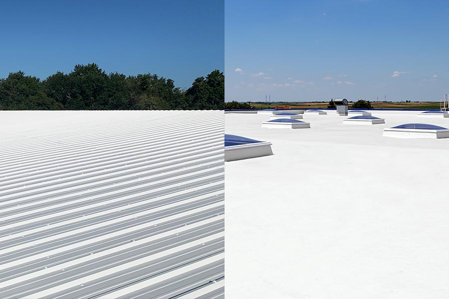 Green Valley Roof Coating