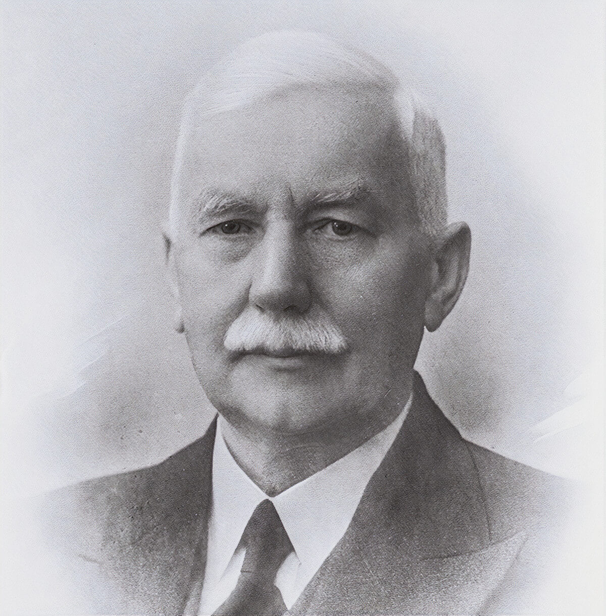 Johan Oscar Smith portrett