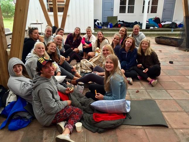 U18 tur til Risøya