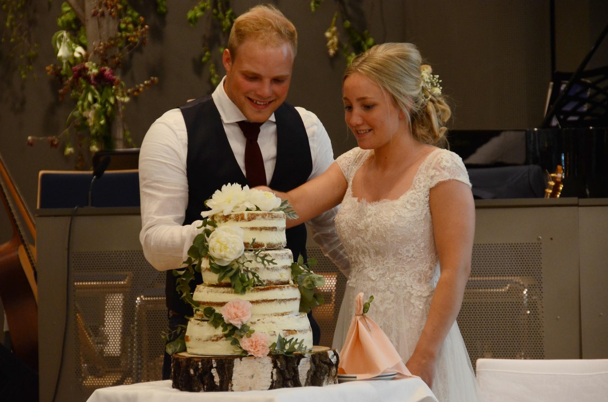 Bryllupsfeiring