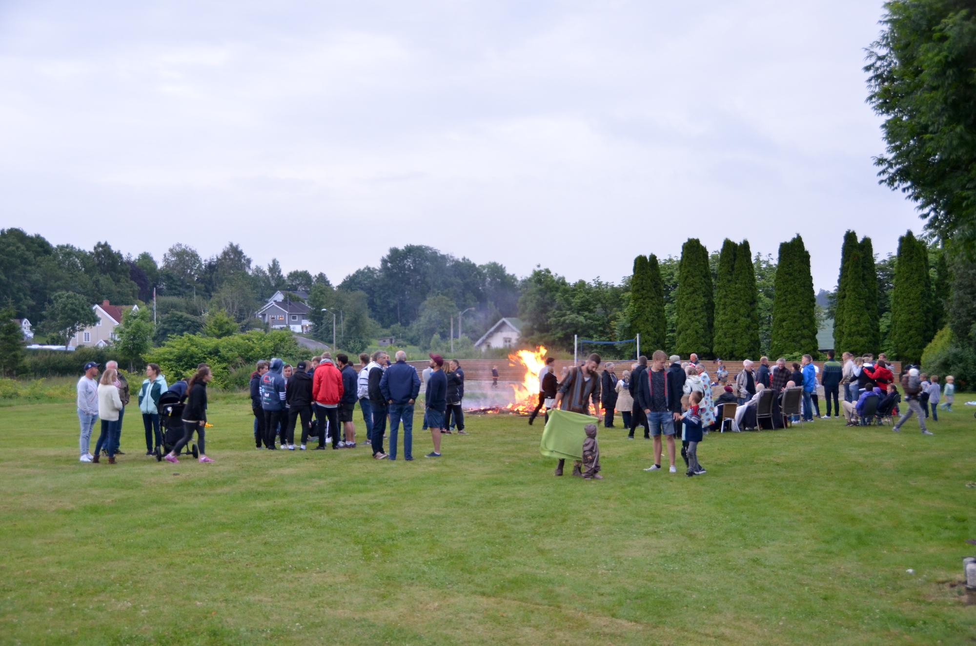 St. Hans feiring på Dal Gård