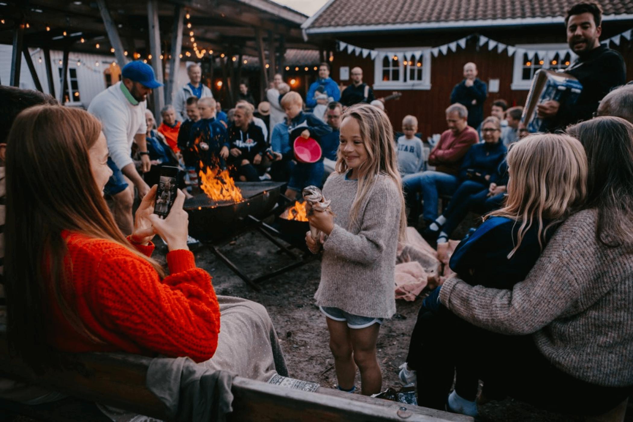 BKM Horten inviterer til sommerdag på Risøya