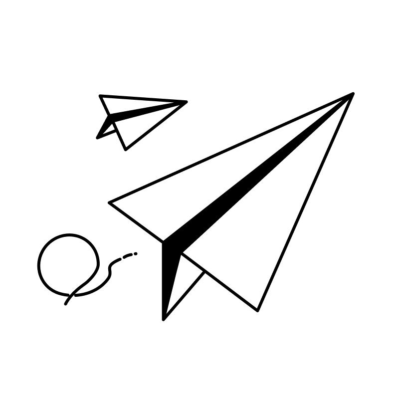 Two paper planes - rebank intercompany