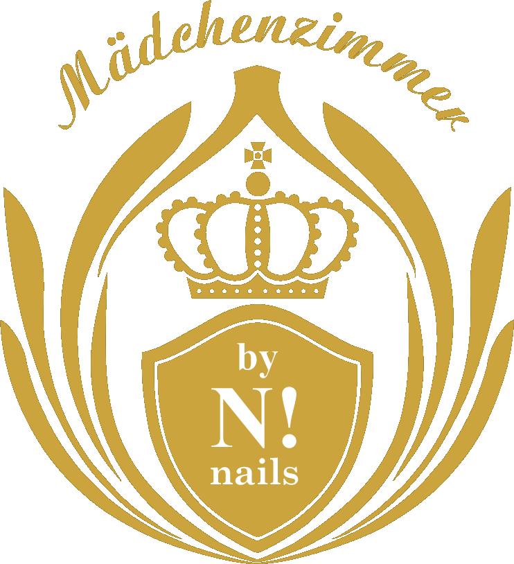 Mädchenzimmer by N!nails Logo