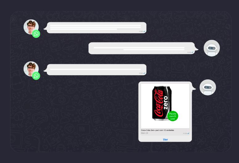 Chatbot vendas