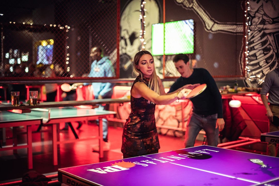 Who's ready to drunkenly whack some balls around a busy bar and not get chucked out for it? 🙋♂️🙋♀️Book your table now!