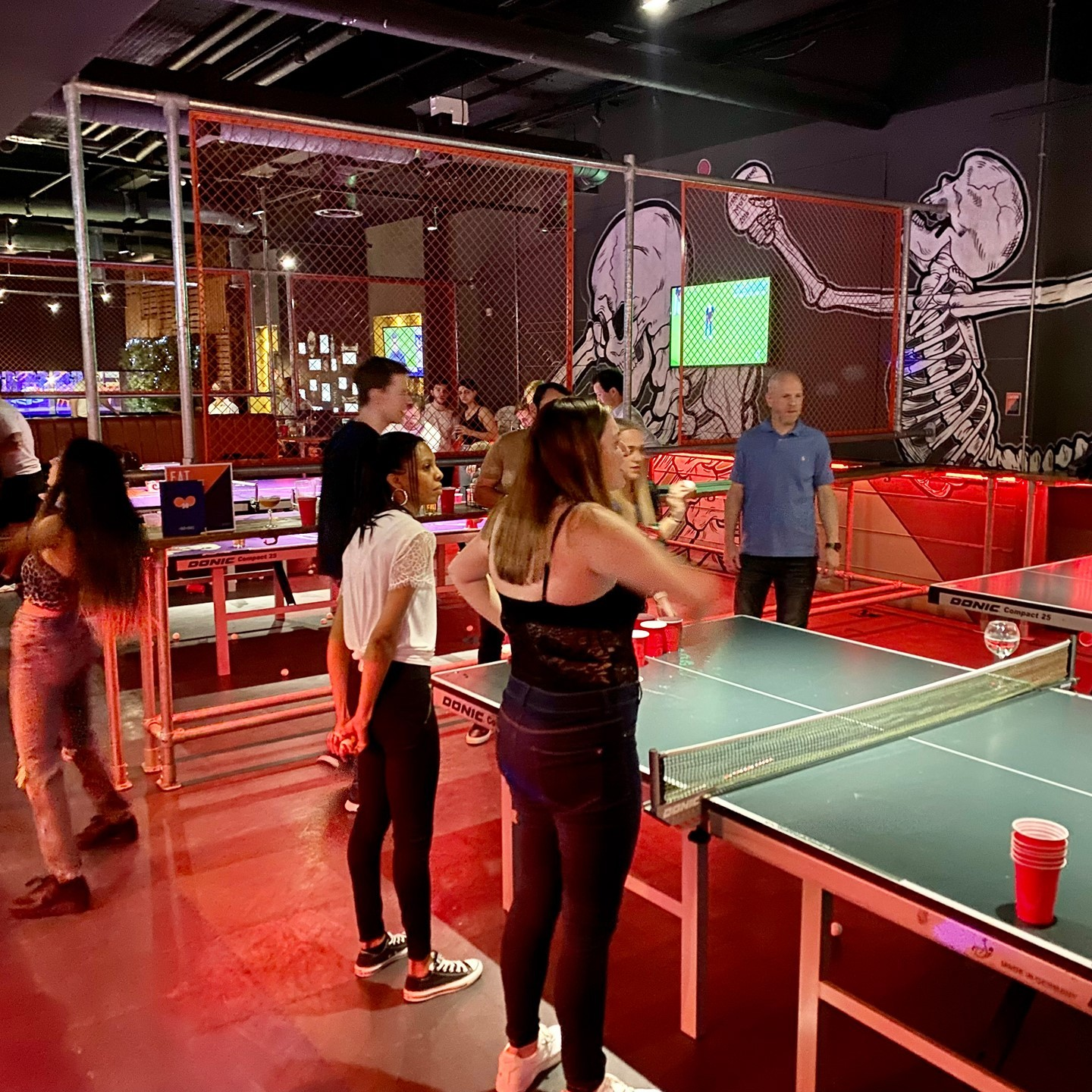 DING DONG PING PONGGGG!!!!😏🏓🏓🏓 Things are heating up at Bat and ball with our most popular games!!!🔥🔥🔥 . . Come down and play some beer pong with all your friends, with this competitive season you're bound to to hop at this amazing experience!!! . . Following the LINK IN OUR BIO!!! book a chance to absolutely destroy one of your friends!!! #pingpongchallenge #pingpong #pingpongballs #pingpongchanp #pingpongbar #pingpongpizza #pingponggirl #pingponger #pingpong4purpose #pingpongbat #pingpongking #beerpong #beerpongtable #beerpong🍻 #beerpongchamps #beerpongcups #beerpongnight #stratforwestfield #stratfordwestfieldcity#stratfordwestfieldmall #nightoutwithfriends #things #thingstodolondon #cocktails #cocktailsofinstagram #cocktailsporn #cocktailswithfriends #coctailsnight