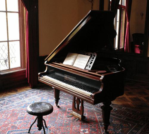 Le fonctionnement du piano à queue