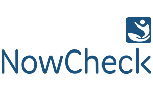 Logo NowCheck COVID-19 Ag Test