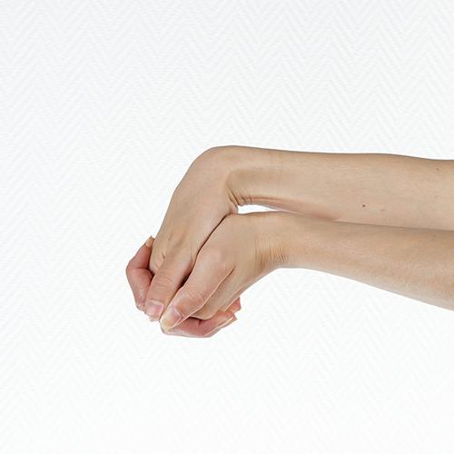 Rotation beider Hände