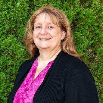 Melissa Kleiderer staff picture.
