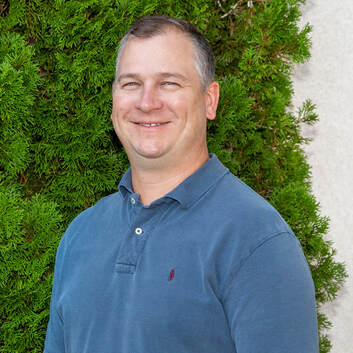Rusty Parsons staff picture.