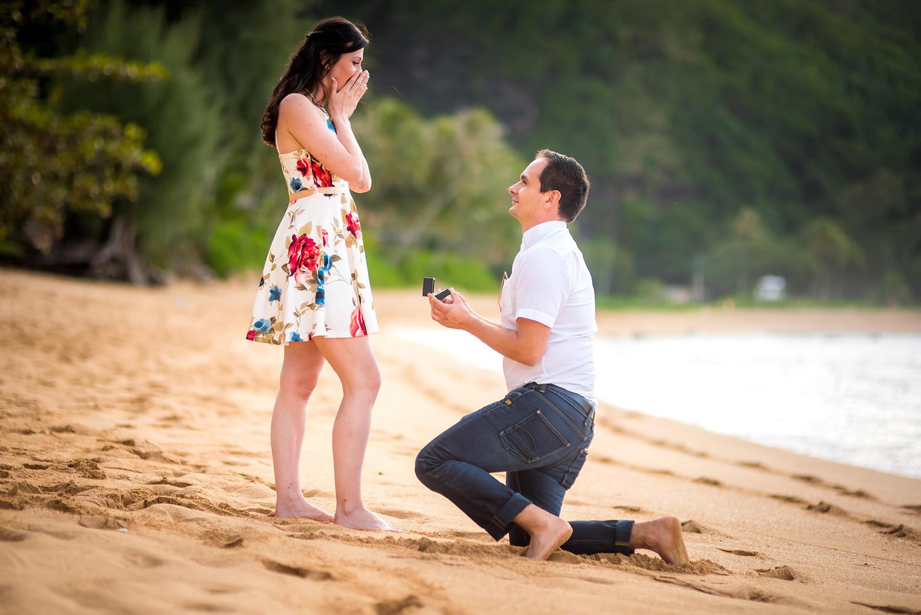Proposal Photography Kauai