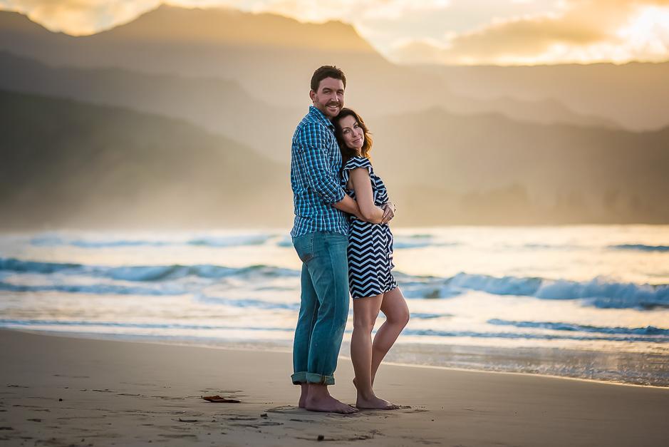 Surprise Proposal Kauai