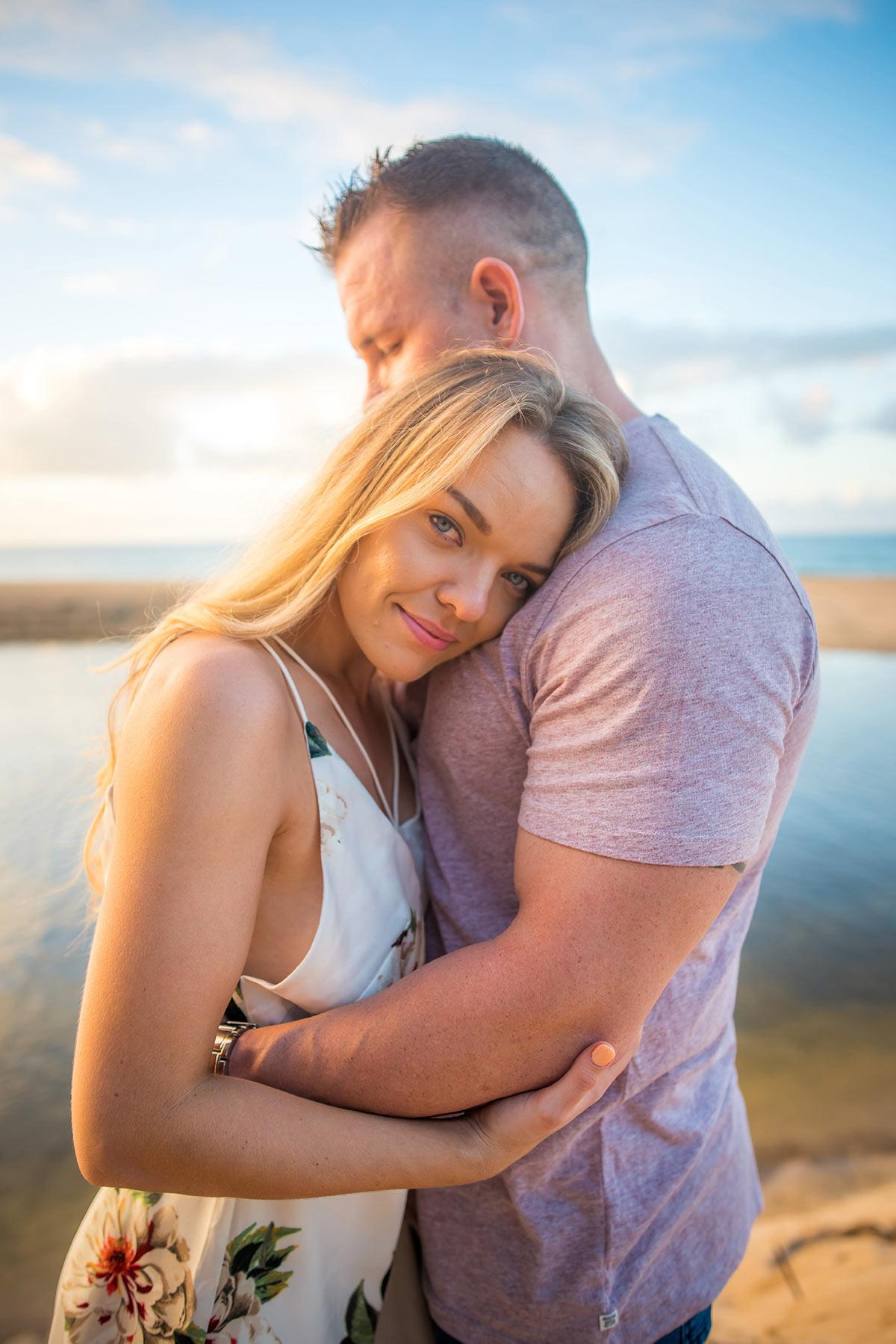 Kauai proposal photographer