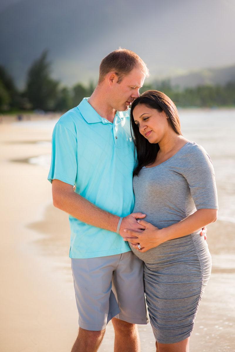 Kauai Maternity Photos