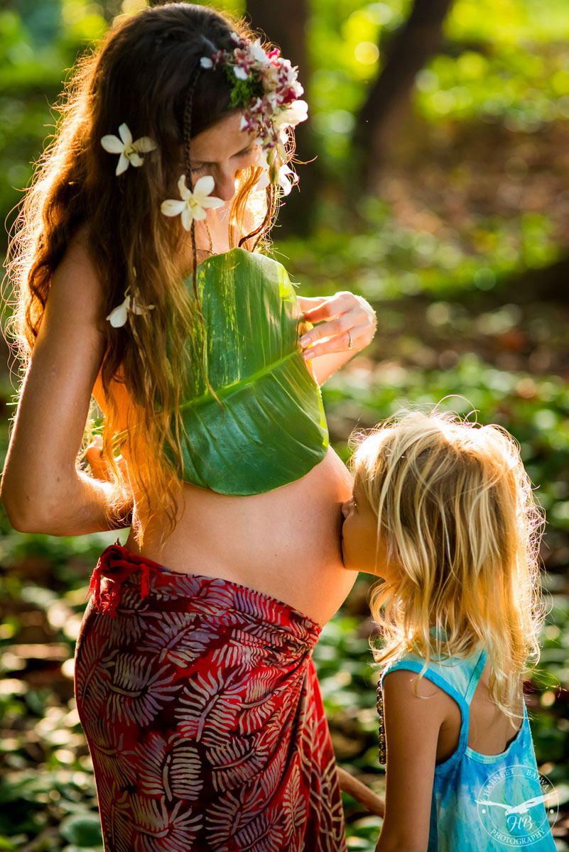 Artistic Maternity Portraits