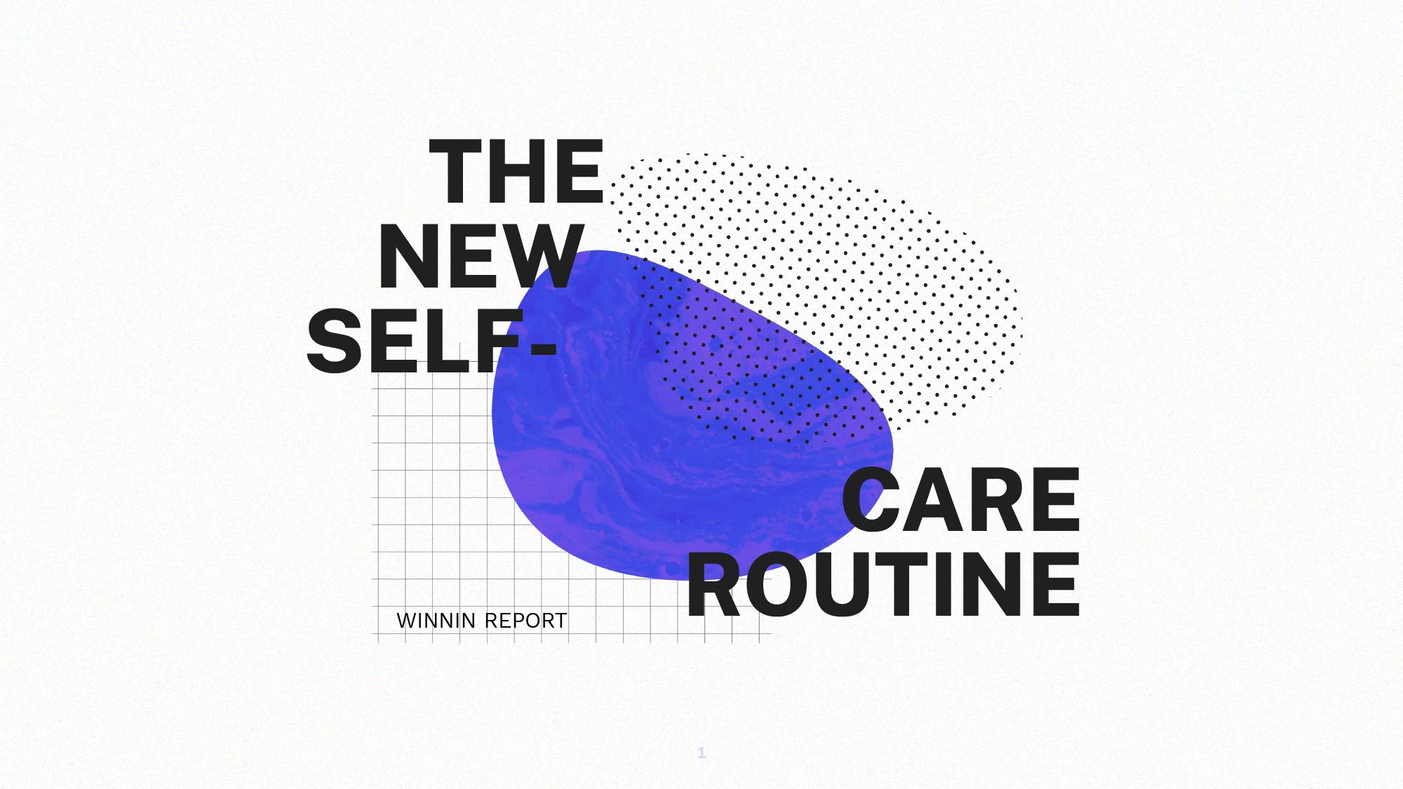 self care report winnin
