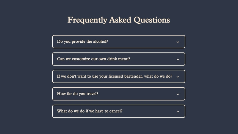 Responsive Website Frequently Asked Questions