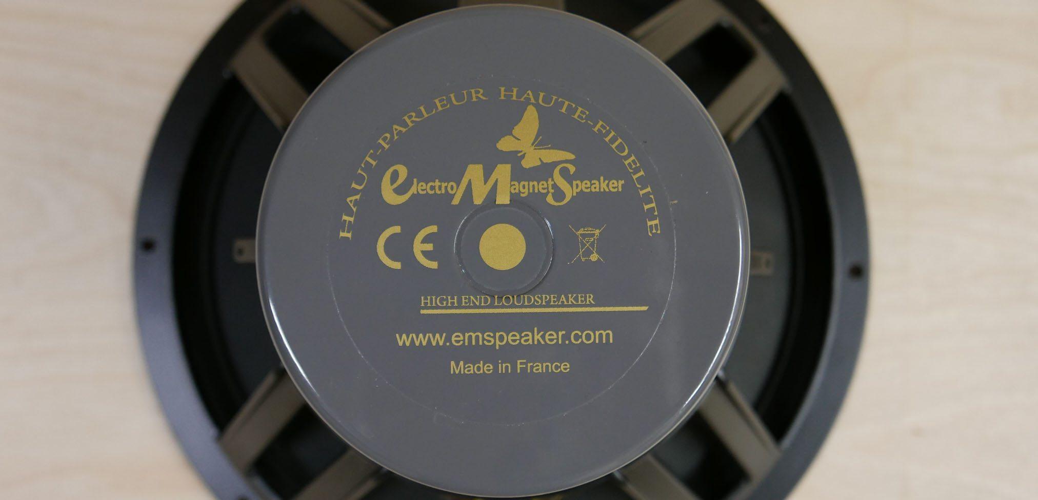 Electro Magnet Speaker