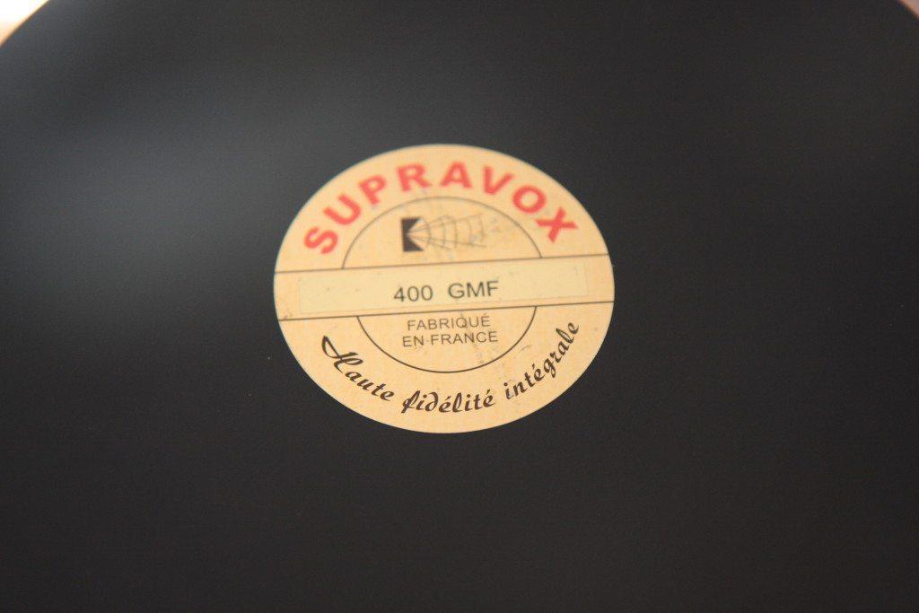 SUPRAVOX GMF 400