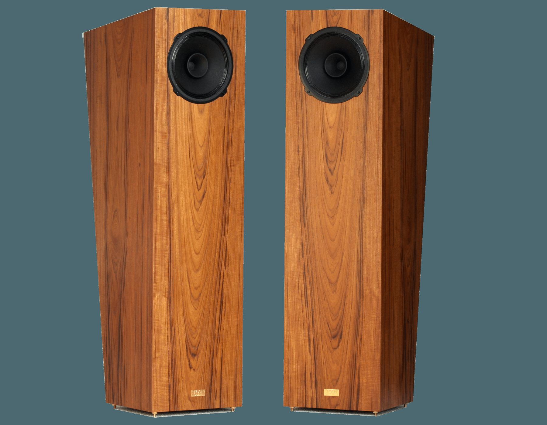 LOUDSPEAKERS CLOSER ACOUSTICS EVA – MAKE II