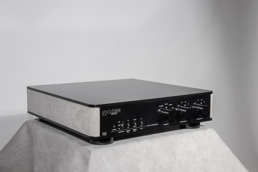 Przedstawiamy nowy przedwzmacniacz gramofonowy – Flō