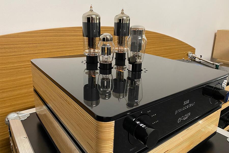 Closer Acoustics 300B Provocateur Standard with Elrog ER300B