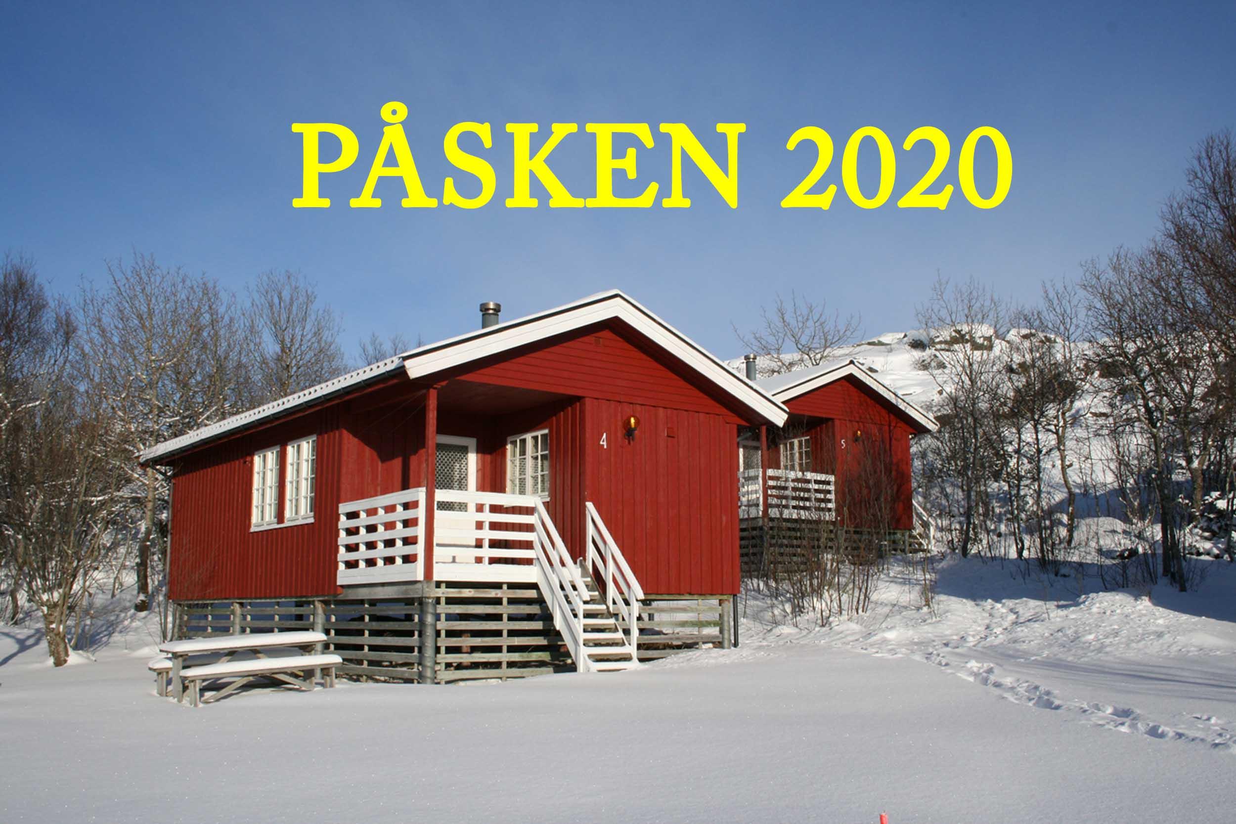 Påsken 2020