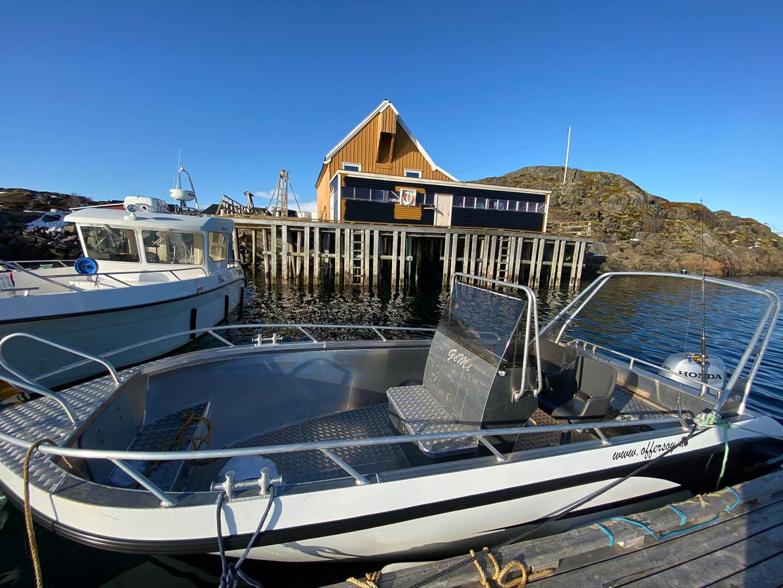 Nye aluminiumsbåter