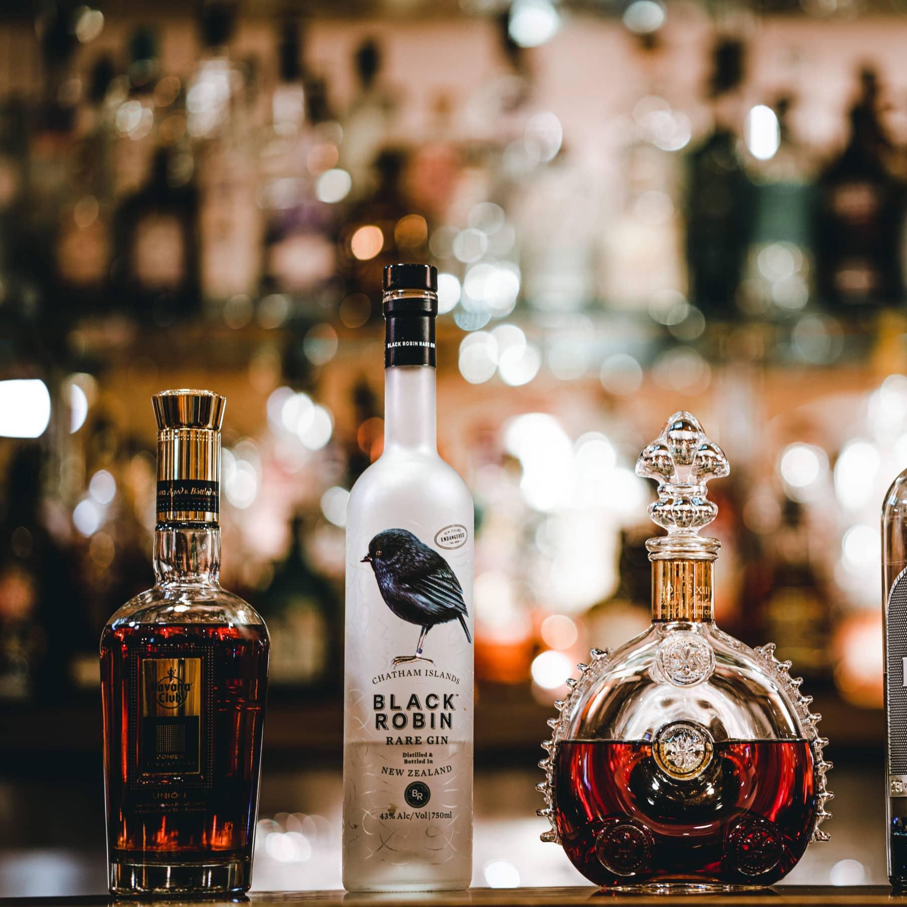 Topseller Spirituosen aus dem Kakadus