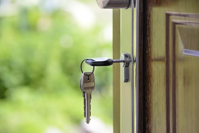Image of key in door - New Generation Development